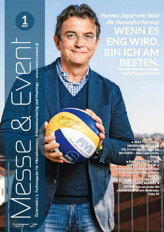 Messe & Event Magazin 01/2017