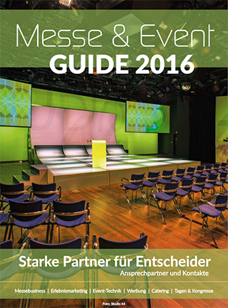 Messe & Event Guide 2016