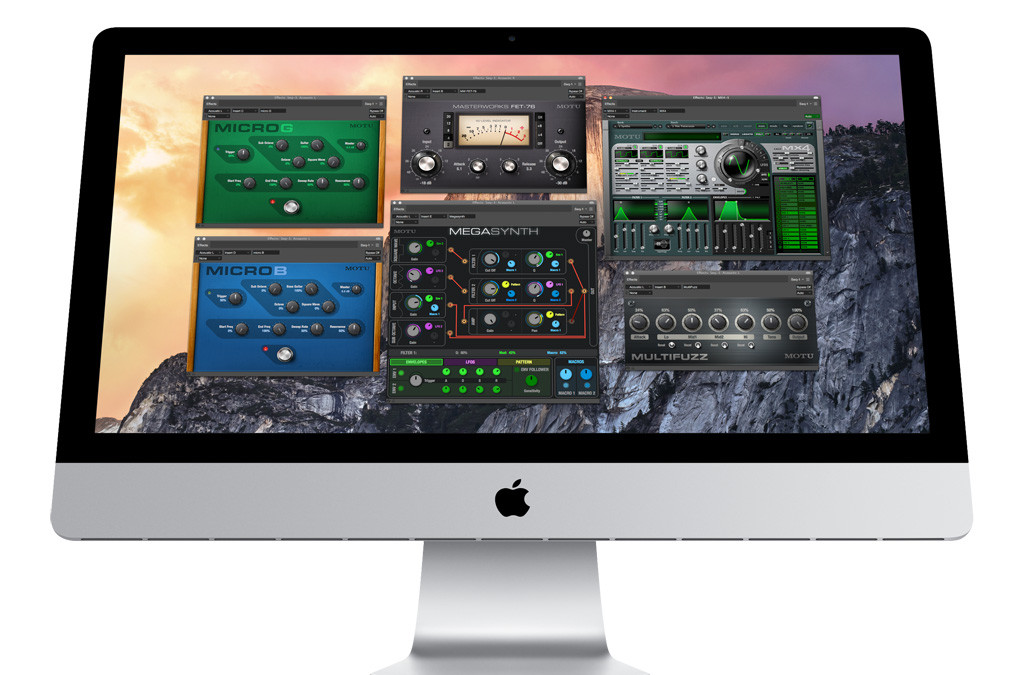 DAW-Software News Round-up
