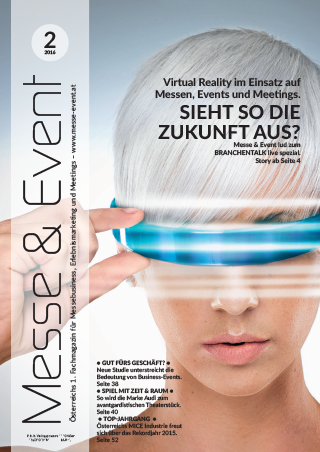 Messe & Event Magazin 2/2016