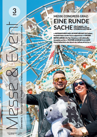 Messe & Event Magazin 3/2016