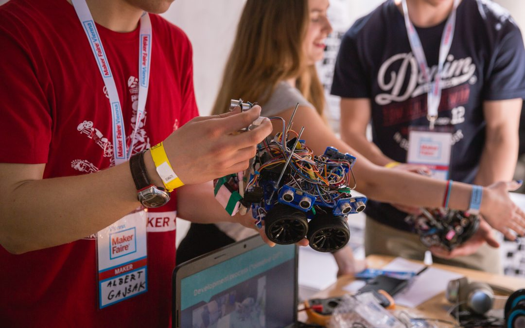Maker Faire Vienna 2017: Treffen der DIY-Enthusiasten