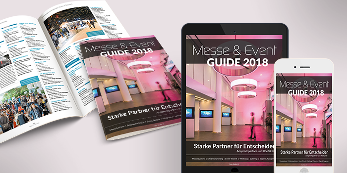 Messe & Event Guide 2018