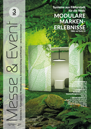 Messe & Event Magazin 2018/3