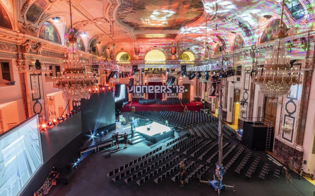 "Sonderpreis ""Best Event-Location"": HOFBURG Vienna"