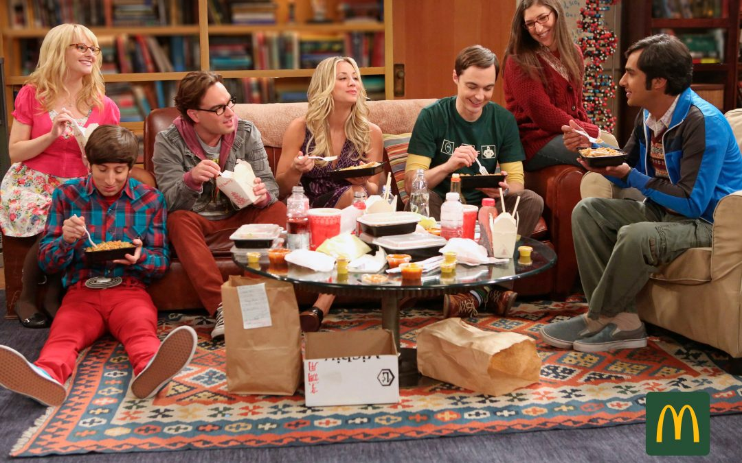 "gamescom 2019: McDonald's holt ""The Big Bang Theory"" nach Köln"