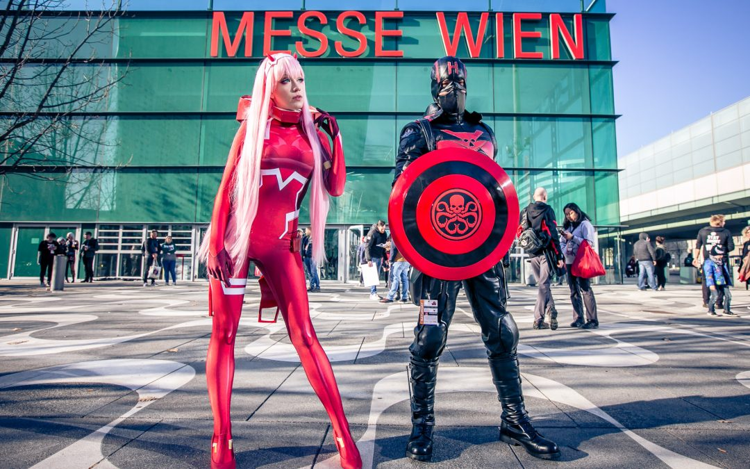 Hollywood-Star-Update für die VIECC 2019