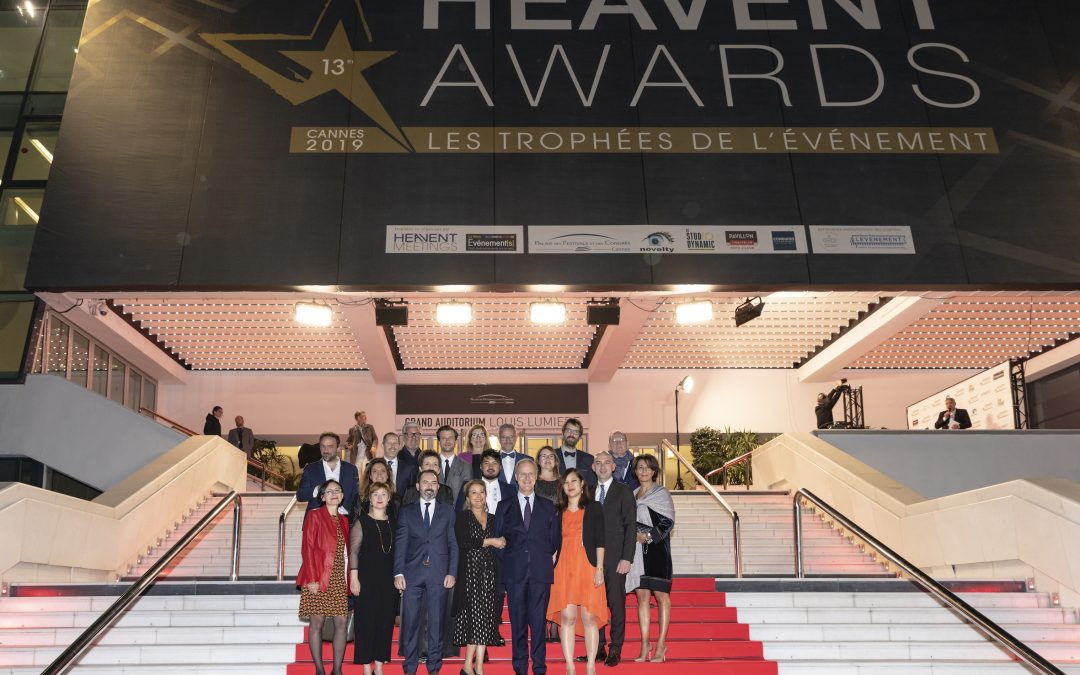 Call for entries : Heavent Awards am 22. April in Cannes