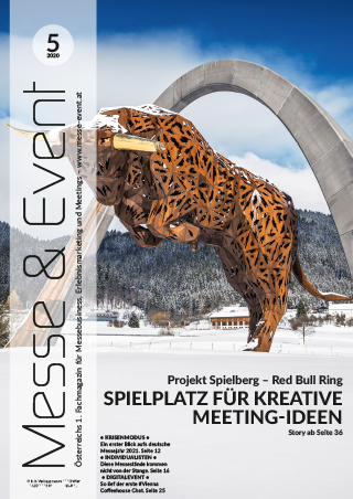 Messe & Event Magazin 04/2019