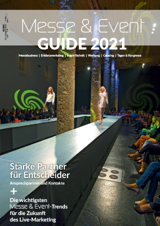 Messe & Event Magazin 01/2021